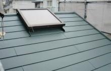 屋根のお化粧直し